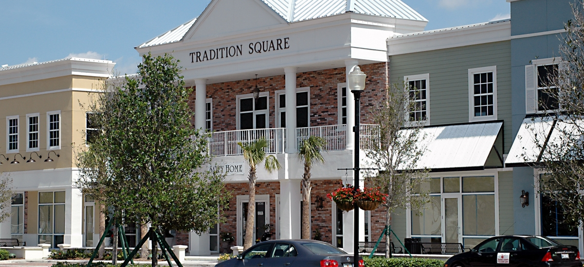 Tradition Square Buildings